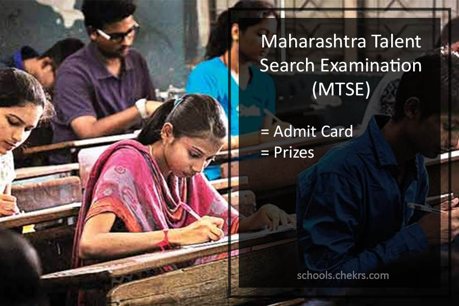 Maharashtra Talent Search Exam Admit Card - Download PDF, Prizes