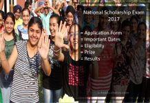 National Scholarship Exam (NSE) Result- niceedu.org Merit List Announced