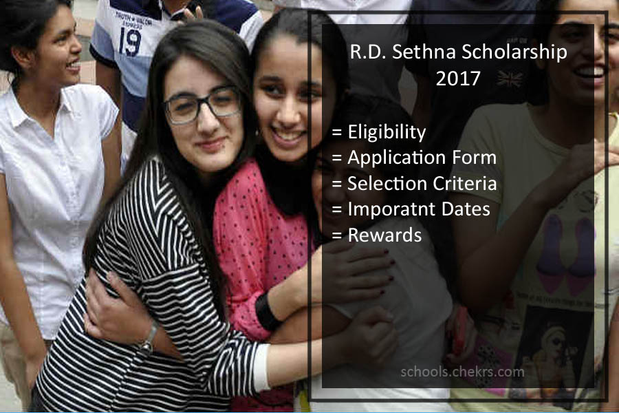 R D Sethna Loan Scholarship Fund 2017 To Indian Citizen for Studies in India & Abroad