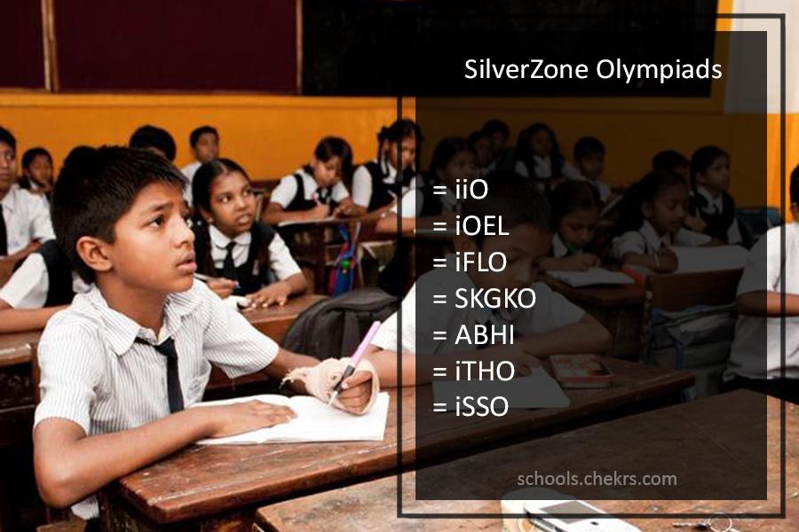 SilverZone Foundations Olympiads - Registration, Result