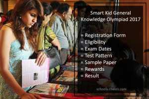Smart Kid General Knowledge Olympiad (SKGKO)- Apply Now