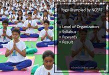 Yoga Olympiad - Level of Organization, Syllabus, Result