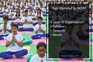 Yoga Olympiad - Level of Organization, Syllabus, Result