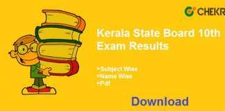 kerala 10th results