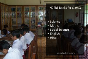 NCERT Books for Class 10- Science, Maths, SST, English, Hindi, PDF