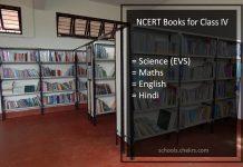 NCERT Books for Class 4- EVS, Maths, English, Hindi, PDF Download