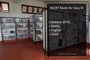NCERT Books for Class 4 - EVS, Maths, English, Hindi, PDF
