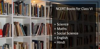 NCERT Books for Class 6- Science, Maths, SST, English, Hindi, PDF