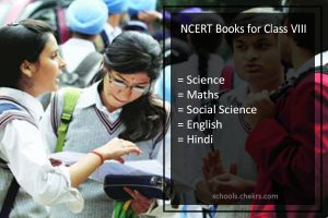NCERT Books for Class 8- Science, Maths, SST, English, Hindi, PDF