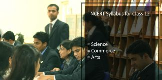NCERT Syllabus for Class 12 - Science, Commerce, Arts, PDF Available