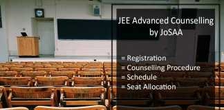 JEE Advanced Counselling 2017- JoSAA CSAB Registration, Seat Allotment Result