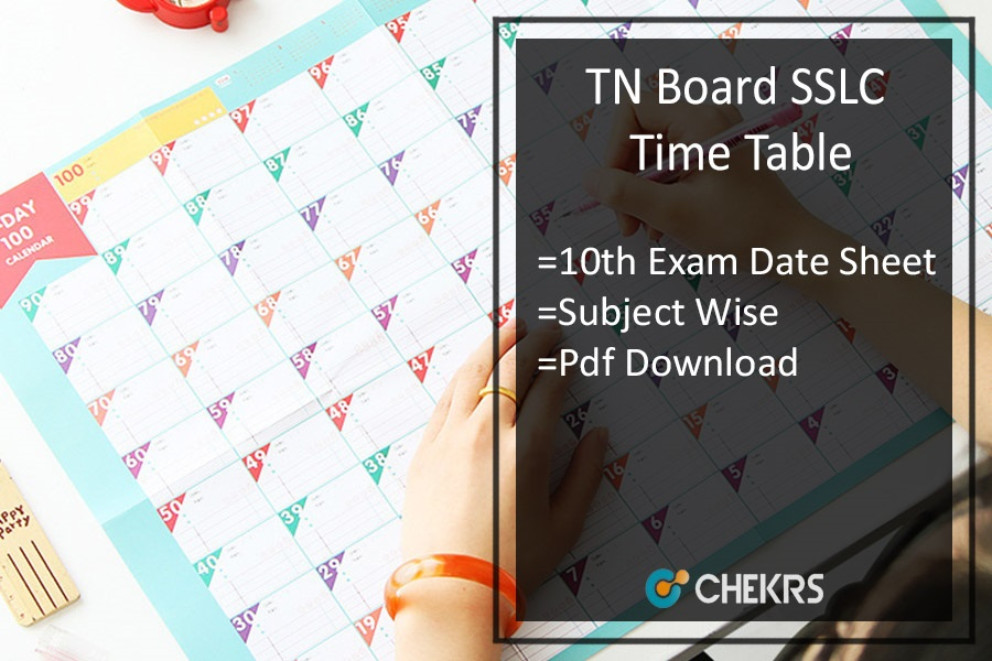sslc study schedule We are covering all board exam dates sheet 2018 including top boards like cbse exam schedule like sslc /hsc exam scheme their study accordingly 10th.