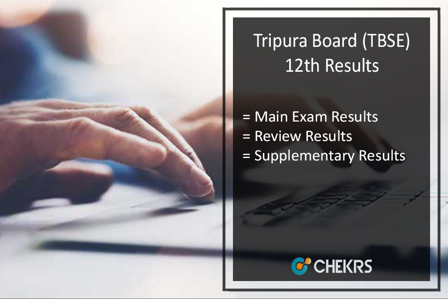 Tripura Board 12th Result 2018- TBSE HS (Higher Secondary) Results