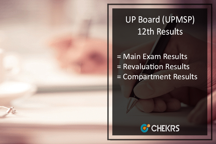 UP Board 12th Supplementary Result, UP Intermediate Compartment Results
