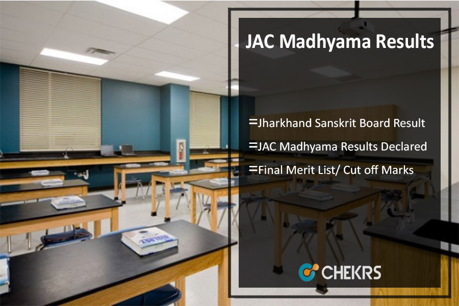 JAC Madhyama Results Declared- Jharkhand Sanskrit Board Result @jac.nic.in