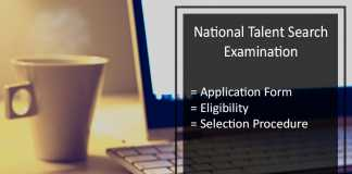 NTSE - Application Form, Eligibility, Selection Procedure @schools.chekrs.com