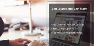 Best Courses After 12th Maths (PCM) | Job Oriented popular Courses for Science Students