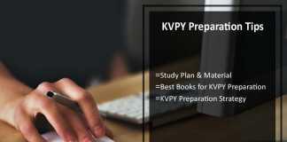 KVPY Preparation Tips | Study Plan & Material | Best Books