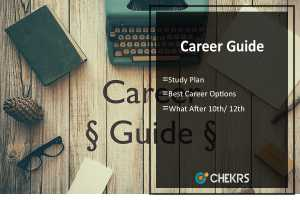Career Guide | Best Preparation Tips | Study Plan & Strategy