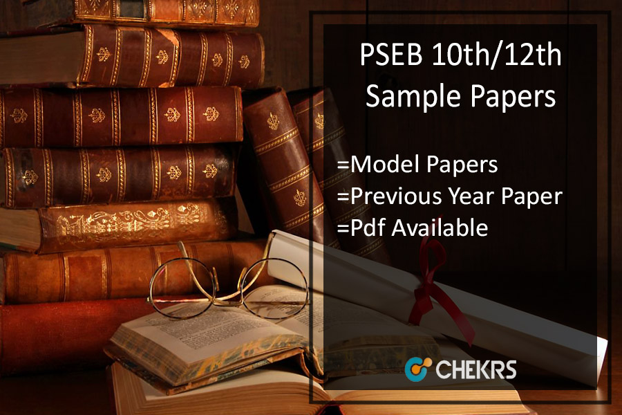 PSEB 12th Sample/ Model Question Paper - 10th Previous Year Paper