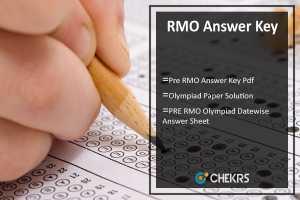 RMO Answer Key- Pre RMO Olympiad (20th Aug) Paper Solution