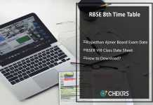 Goa board hssc time table 2018 gbshse 12th exam date sheet for 8th board time table