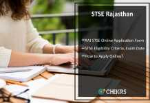 STSE Rajasthan- Application Form, Eligibility, Exam Dates