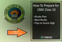 How To Prepare for CBSE Class 10th- Board Exam Tips, Strategy