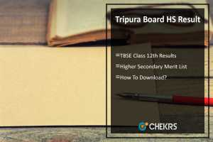 TBSE 12th Result- Tripura board HS Arts, Science, Commerce Result