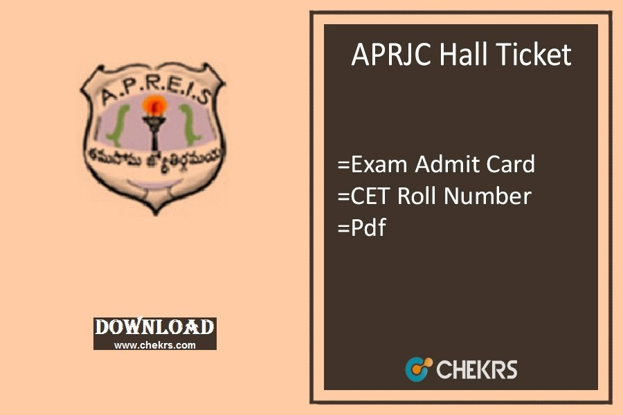 aprjc hall ticket