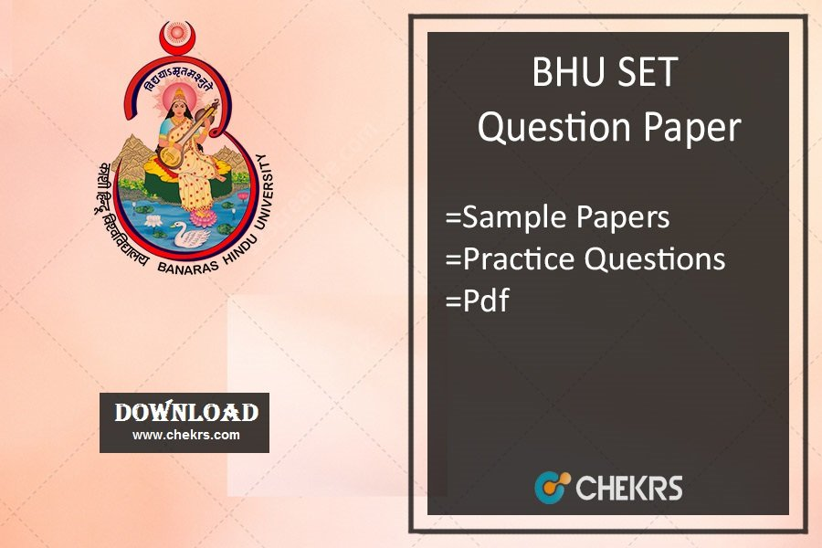 bhu question papers