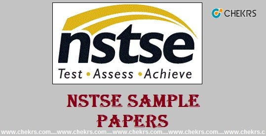 nstse sample papers
