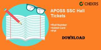 aposs ssc admit card