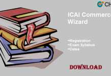 icai commerce wizard