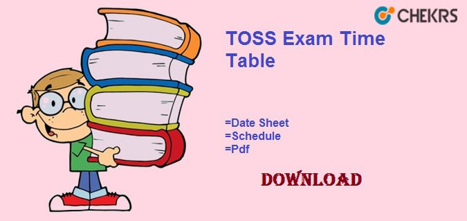 toss 10th time table