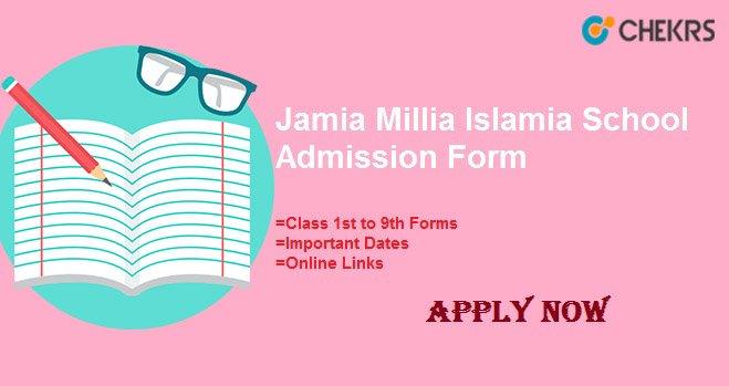 jmi admissions