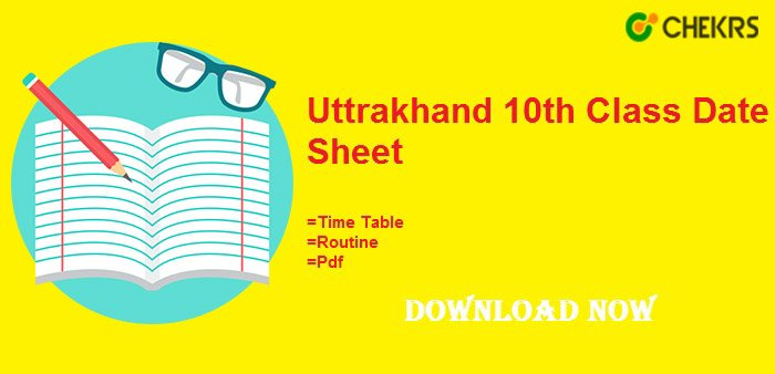 uk board 10th date sheet