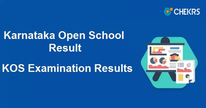 KOS Examination Results